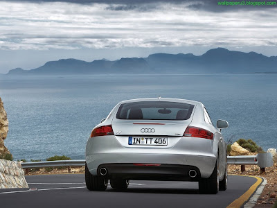 Audi TT Standard Resolution wallpaper 4