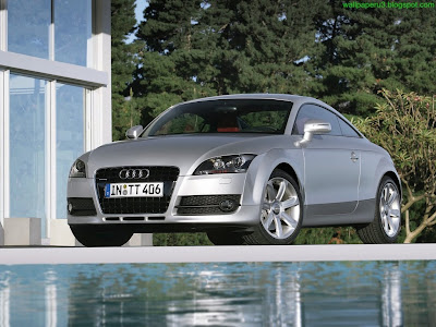Audi TT Standard Resolution wallpaper 8