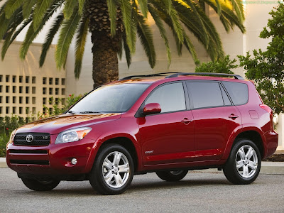 Toyota RAV4 Standard Resolution Wallpaper 9