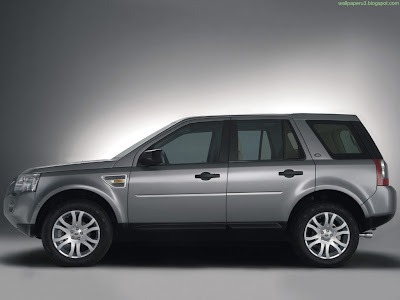 Land Rover Freelander Standard Resolution Wallpaper 4
