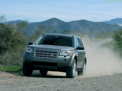 Land Rover Freelander Standard Resolution Wallpaper 5