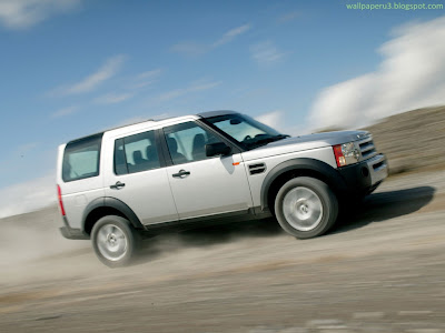 Land Rover LR3 Standard Resolution Wallpaper 16