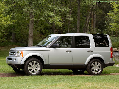 Land Rover LR3 Standard Resolution Wallpaper 17