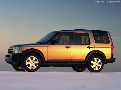 Land Rover LR3 Standard Resolution Wallpaper 12