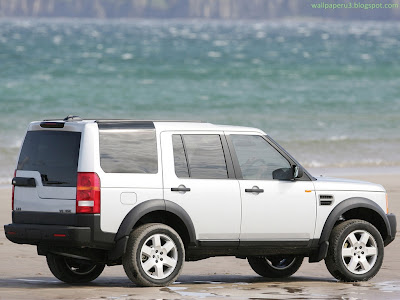 Land Rover LR3 Standard Resolution Wallpaper 15