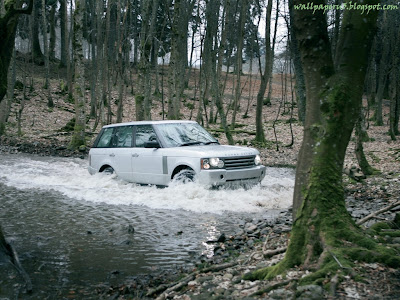 Range Rover Standard Resolution Wallpaper 5