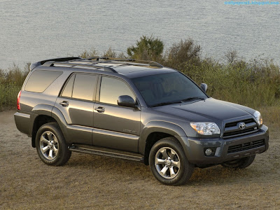 Toyota 4runner Standard Resolution Wallpaper 8
