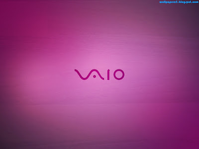 Sony Vaio Standard Resolution Wallpaper 21