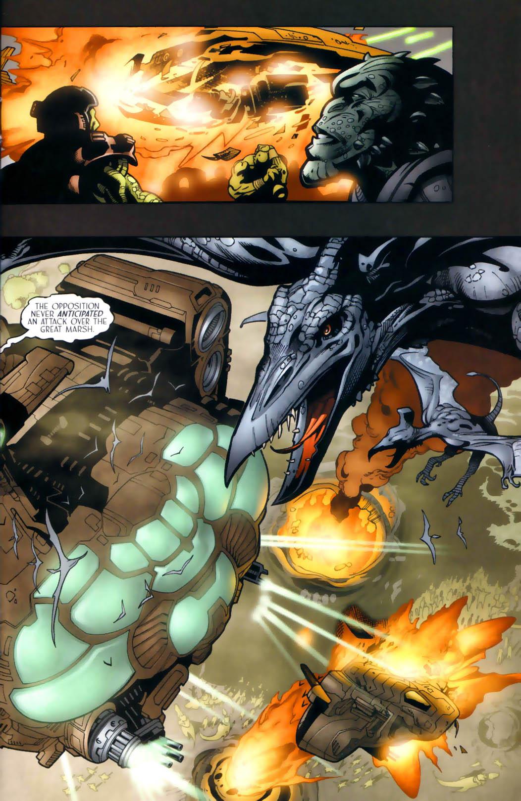 Read online Sigil (2000) comic -  Issue #30 - 12