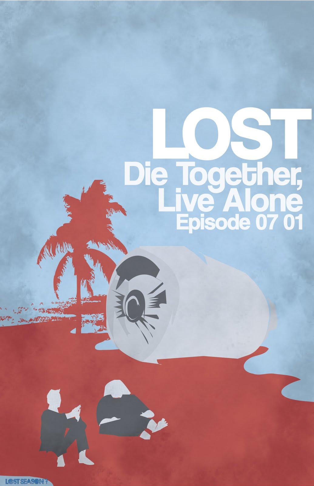 Fro Design Co Store: LOST SEASON 7 EPISODE 1