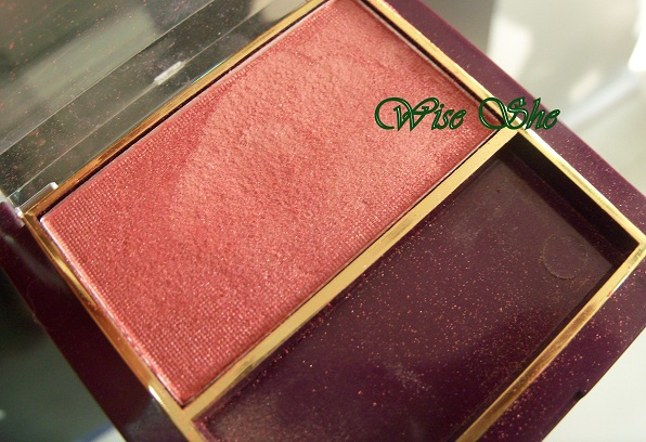 Lakme Pure rouge blusher rose crush