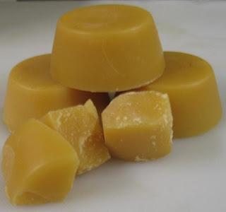 bees wax in cosmetics