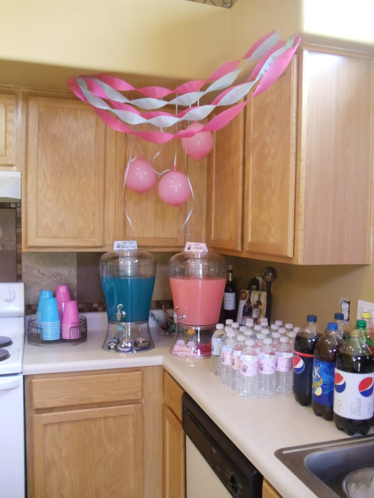 So Lovely Creations Baby Gender Reveal Party