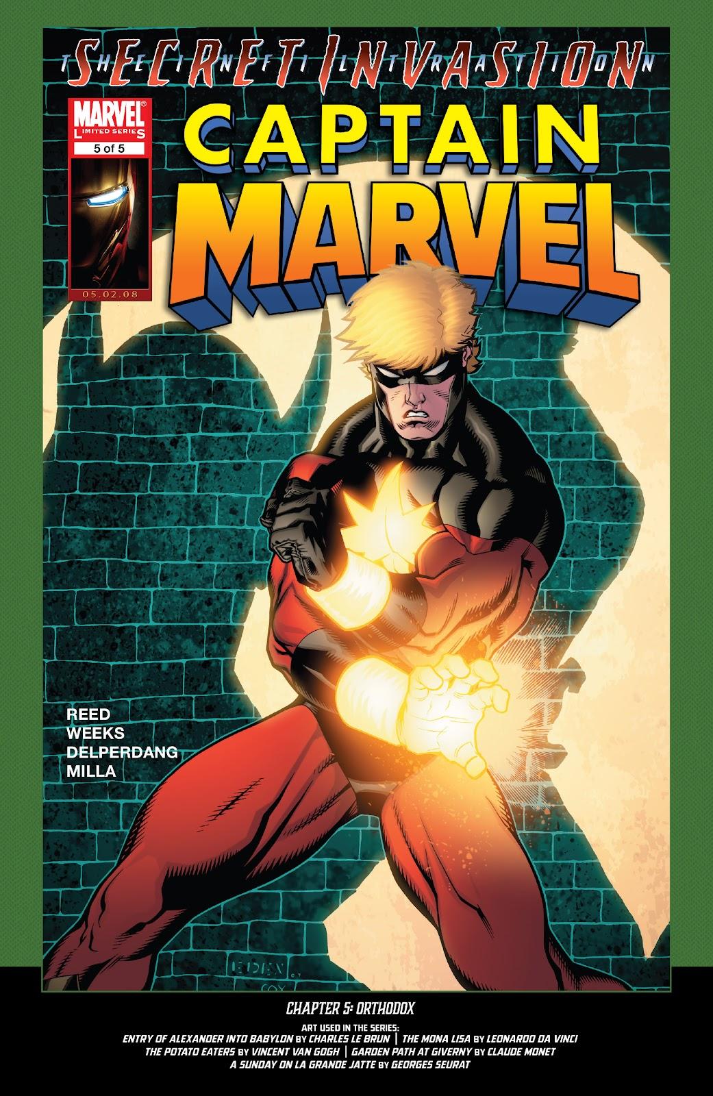 Read online Secret Invasion: Rise of the Skrulls comic -  Issue # TPB (Part 4) - 49