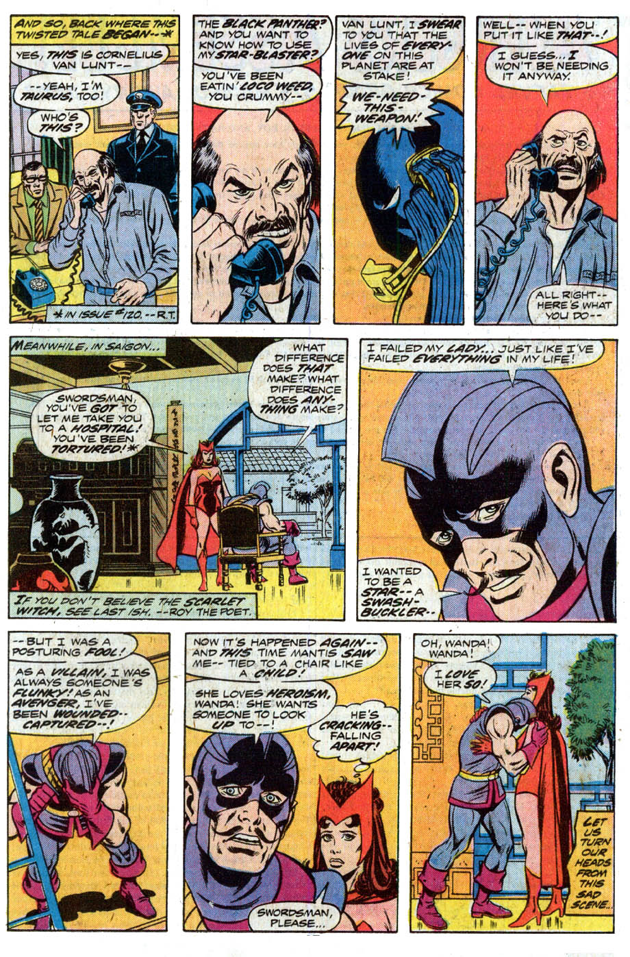 The Avengers (1963) 124 Page 11
