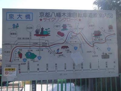 京都八幡木津自転車道