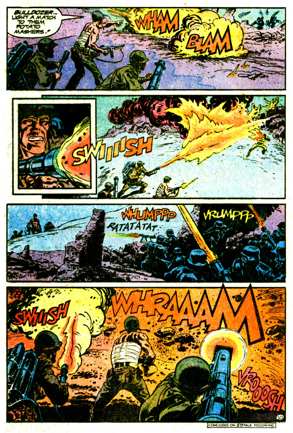 Read online Sgt. Rock comic -  Issue #334 - 15