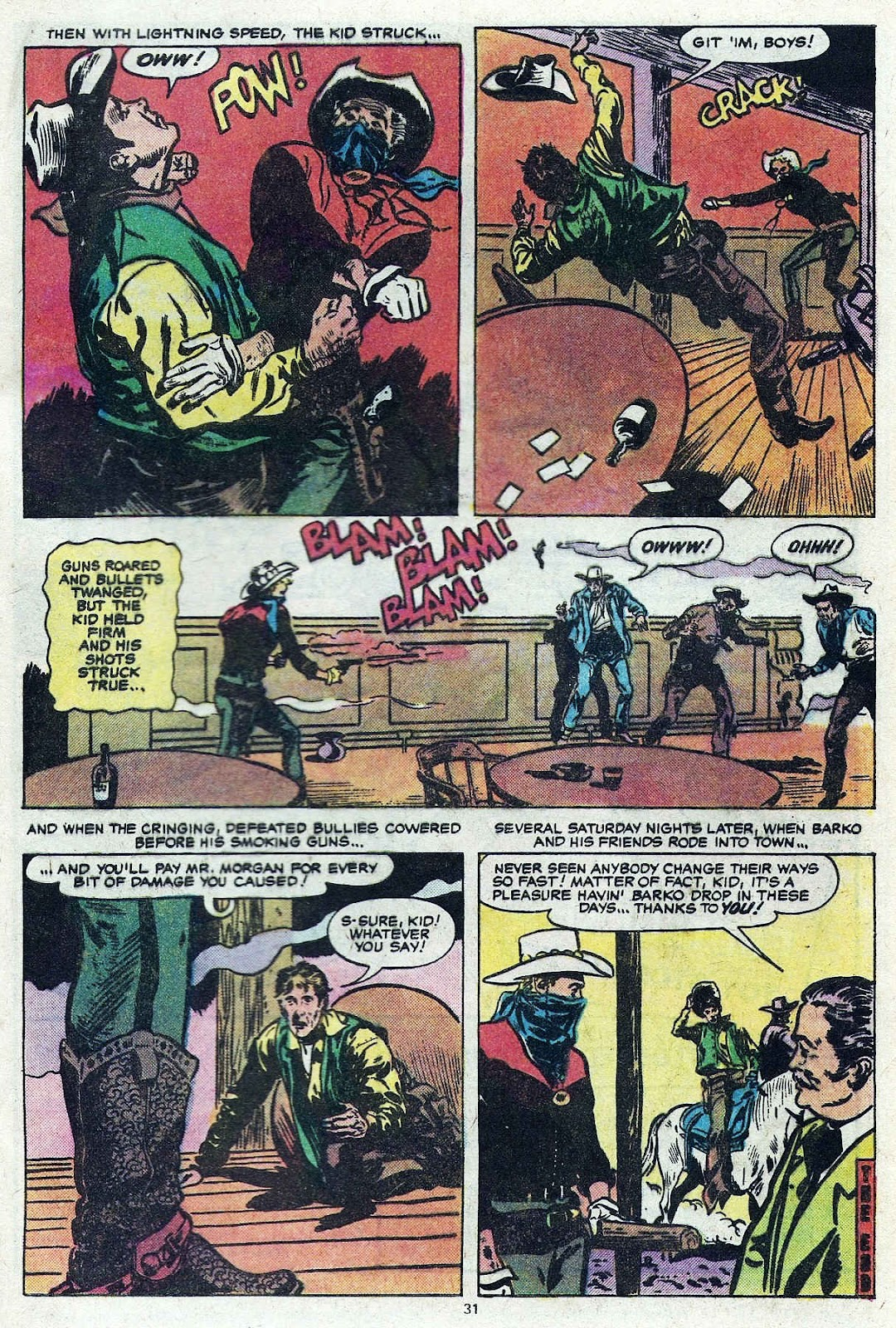 The Rawhide Kid (1955) issue 149 - Page 32
