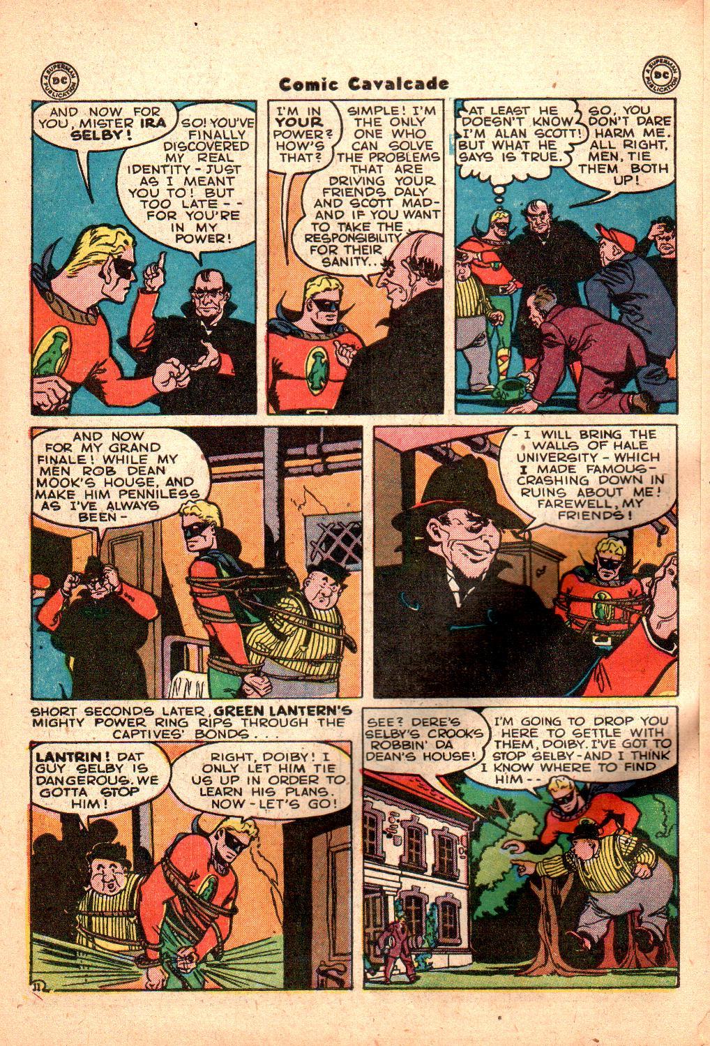Comic Cavalcade issue 21 - Page 72