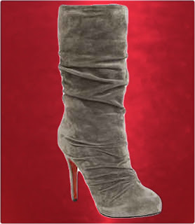 "reputable site 162ee e58fc D.S Pick of the Day: Christian Louboutin ""Piros"" Suede Boot"