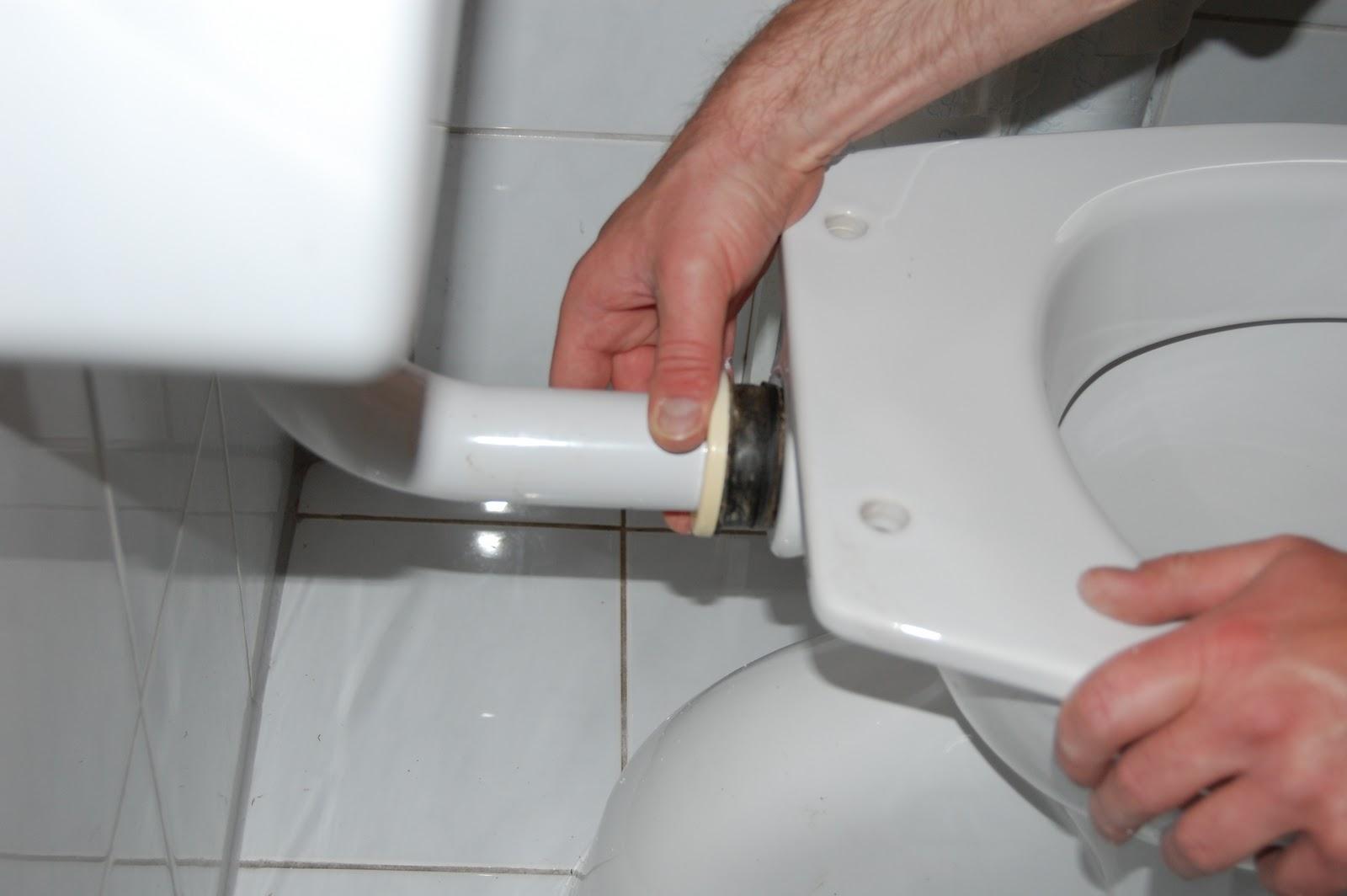 Toilette dichtung wechseln  Abdeckung ablauf dusche