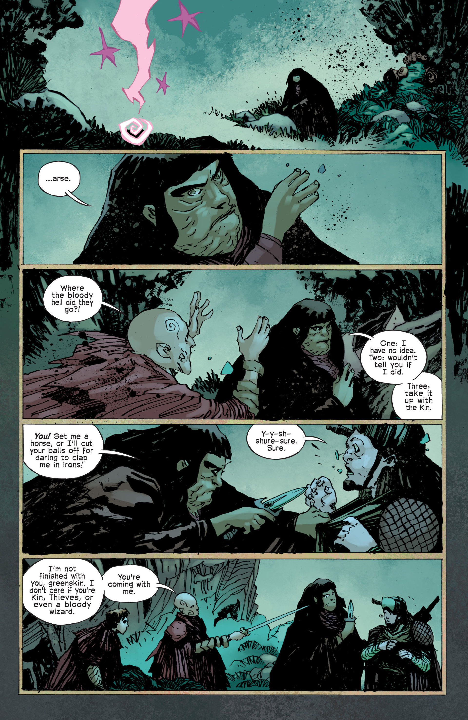 Read online Umbral comic -  Issue #12 - 22