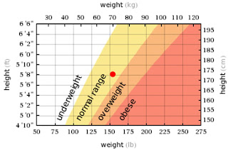 Overlaying Bmi Lines Over Rob S Chart Gives You This Picture Below The Leftmost Line Is 18 And Next One Right To It 25