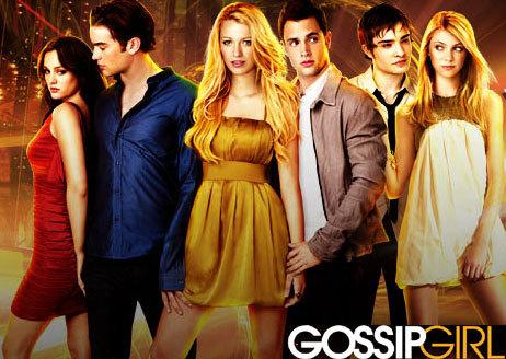 gossip girl: gossip girl season 3 cast