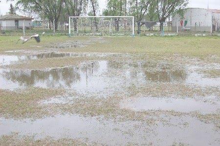 Resultado de imagen para partido suspendido por lluvia
