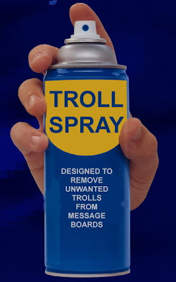 Spray Anti Troll