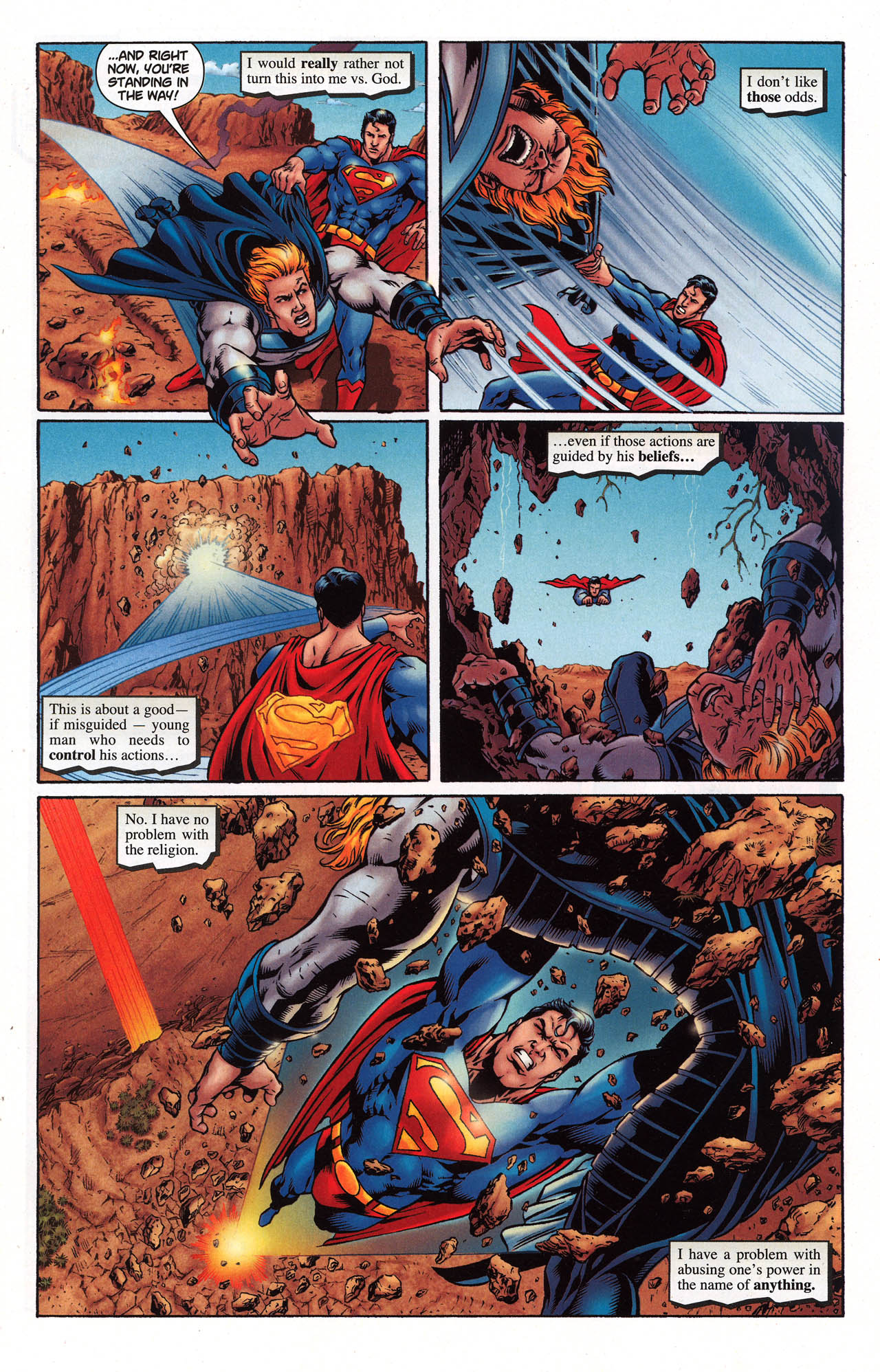 Read online Action Comics (1938) comic -  Issue #849 - 10