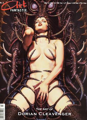 erotic fantasy artwork