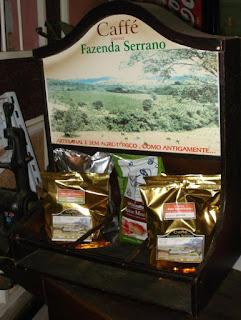 Café artesanal e sem agrotóxicos