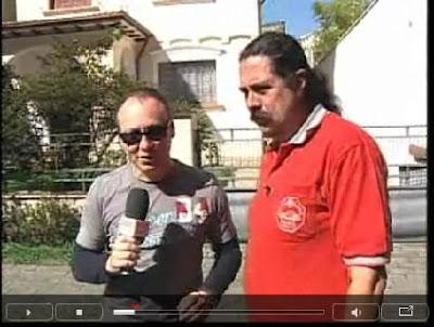Flavio Gomes e Romeu Nardini