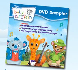 Love That Max A Free Baby Einstein Dvd For Parents Of
