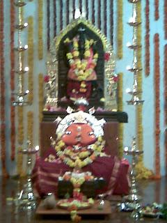 Yogeshwari Temple & Yogeshwari Vidyalaya - अंबेजोगाई