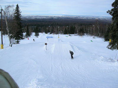 Margy S Musings Hilltop Ski Area Anchorage