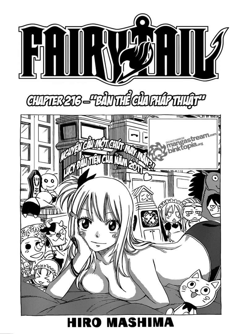 Fairy Tail chap 216 trang 1