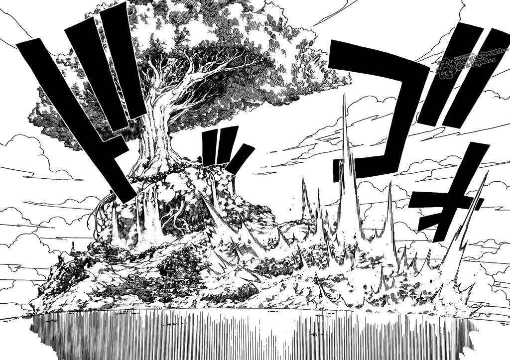 Fairy Tail chap 216 trang 10