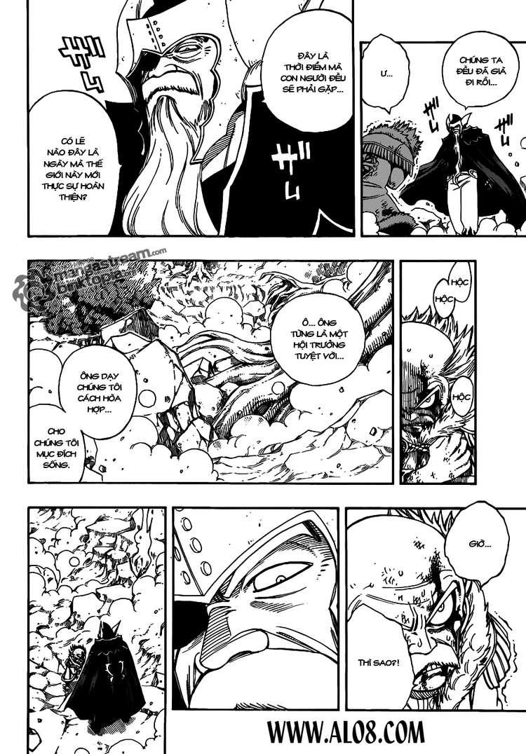 Fairy Tail chap 216 trang 13