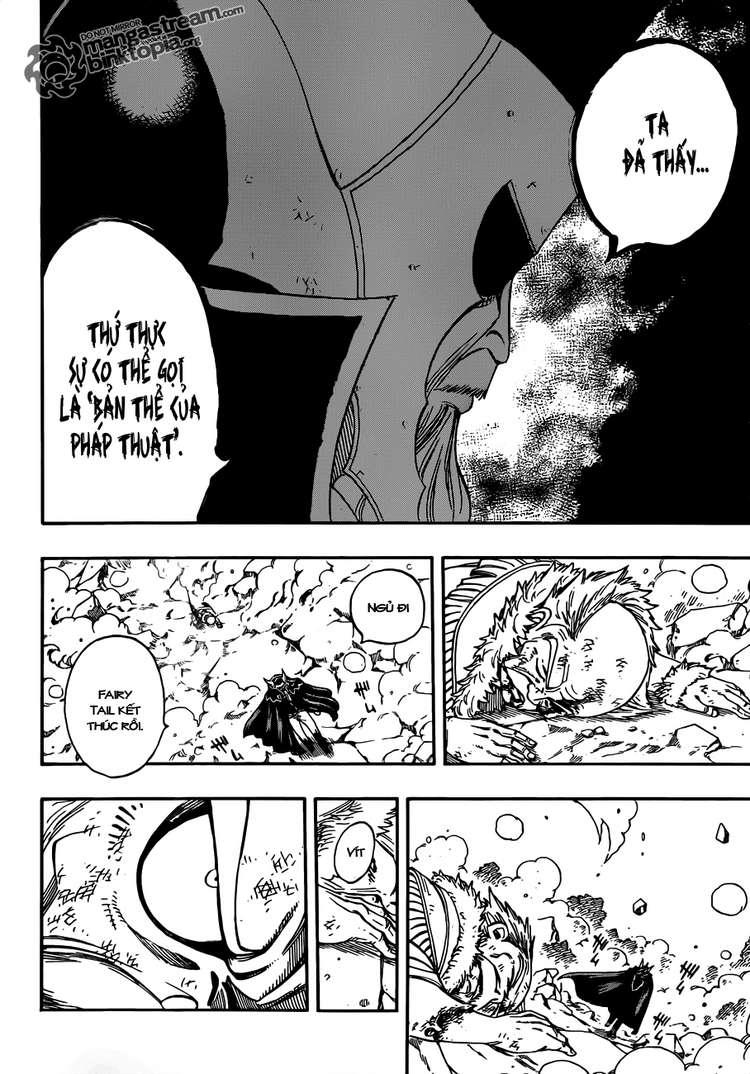 Fairy Tail chap 216 trang 15