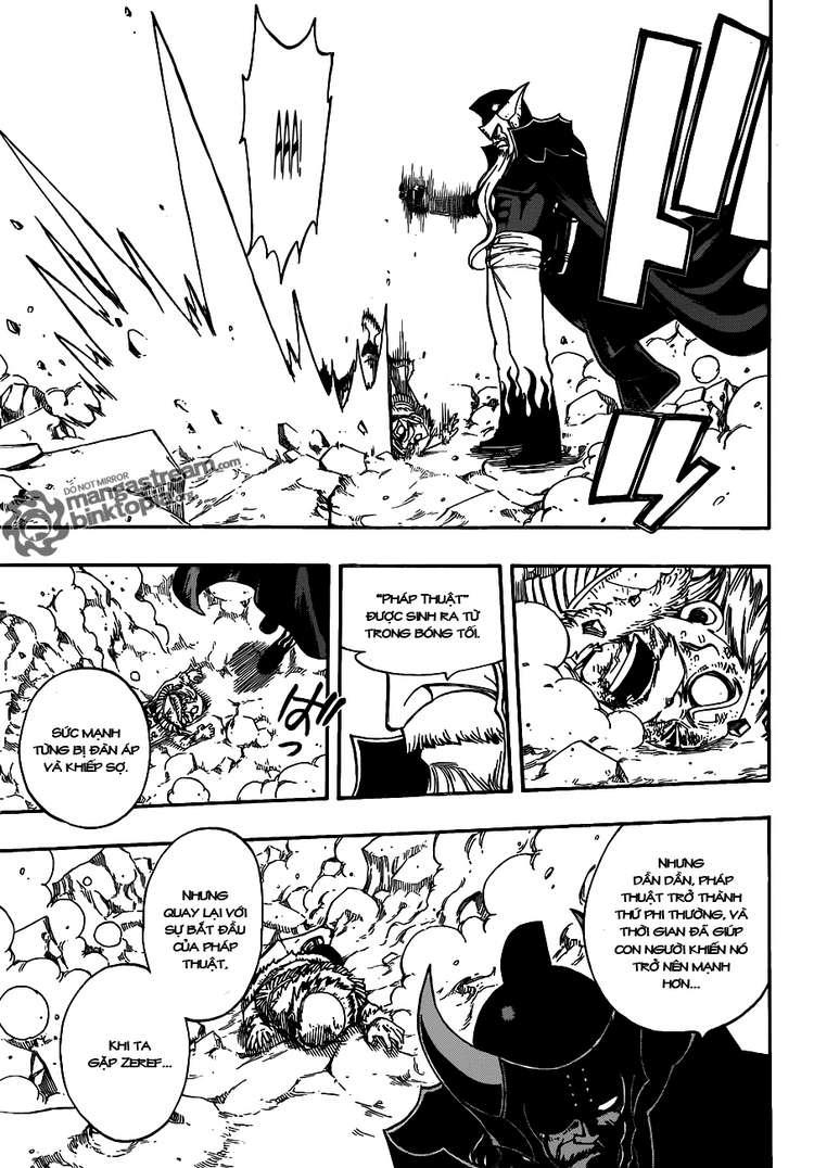 Fairy Tail chap 216 trang 14