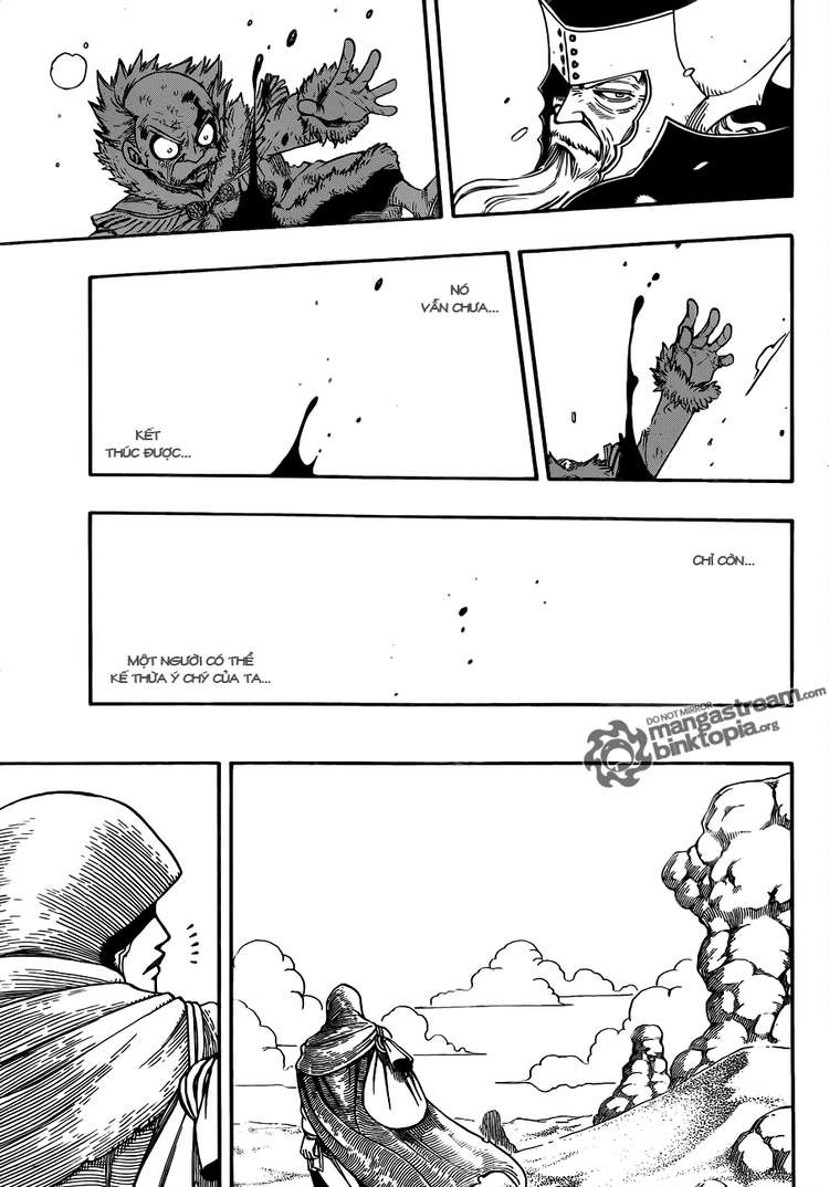 Fairy Tail chap 216 trang 18