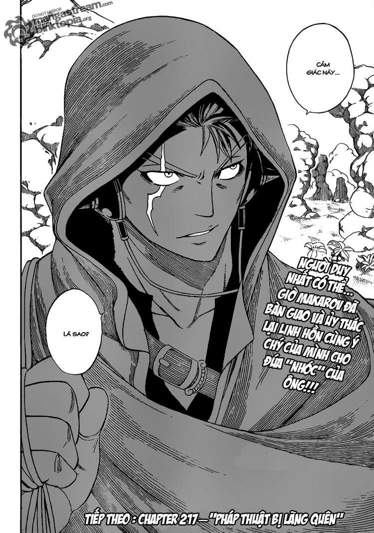 Fairy Tail chap 216 trang 19