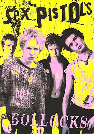 Sex Pistol God Save The Queen 79