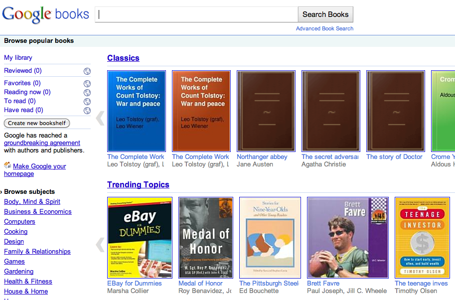Gratis google download ebook