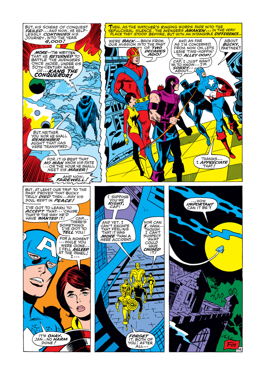 The Avengers (1963) _Annual_2 Page 43