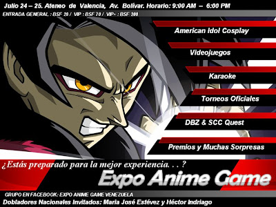 Valencia: Expo Anime Game