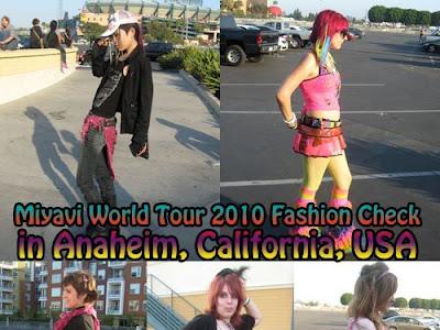 Checa la Moda que hubo a las afueras del Concierto de Miyavi