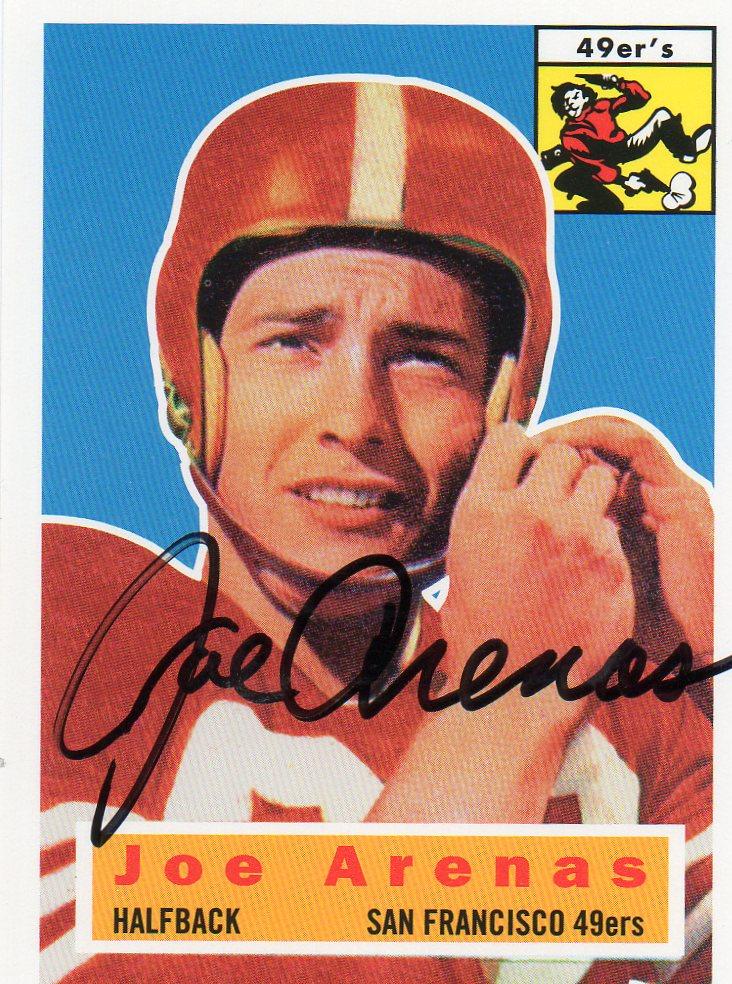 8b26724e3 Jon s Autograph Blog  Joe Arenas